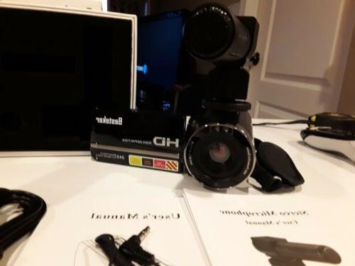 Besteker camera vision 1920x1080 HD