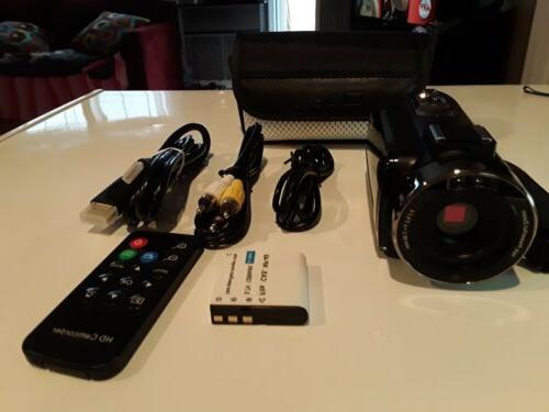 Besteker recorder vision 1920x1080 full HD