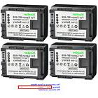 Kastar Replacement Battery for Canon BP-808 CG-800 Canon VIX