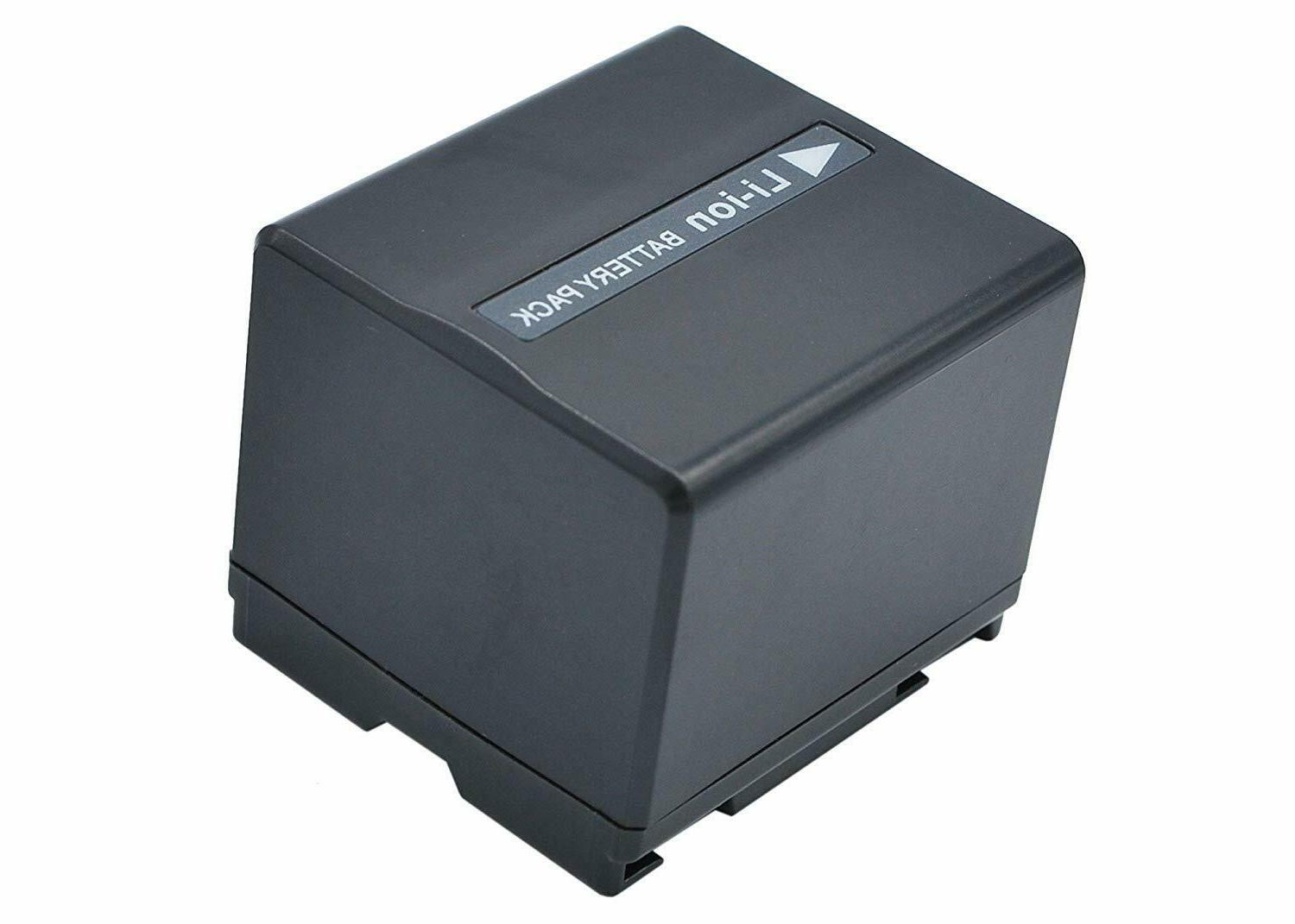 Replacement Battery VW-VBD140, CGA-DU14A,