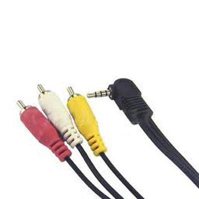 MPF Audio Cable CCD-TRV108, CCD-TRV308, CCD-TRV318, CCD-TRV328, CCD-TRV608, DCR-DVD100, DCR-DVD200, DCR-PC1, DCR-PC10, DCR-PC109, DCS-PC350, DCR-SC100, DCR-VX700,