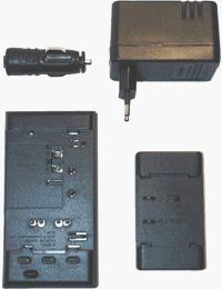 Sharp Viewcam Model VL-E33U Camcorder with Accessories