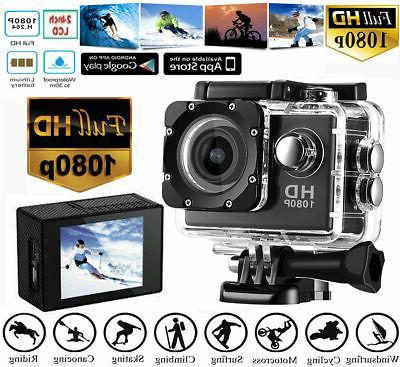 SJ4000 1080P HD Ultra Sport Action Camera DVR Helmet Cam Und