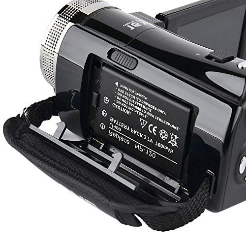 GordVE SJB05 C8 High Digital Video Camcorder 2.7'' Zoom Camera