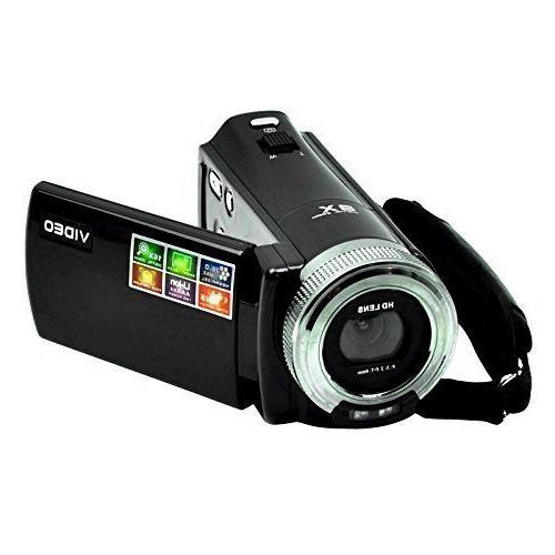 GordVE DV C8 Digital Video 2.7'' TFT LCD Zoom Video Camera x 720p Digital Camcorder