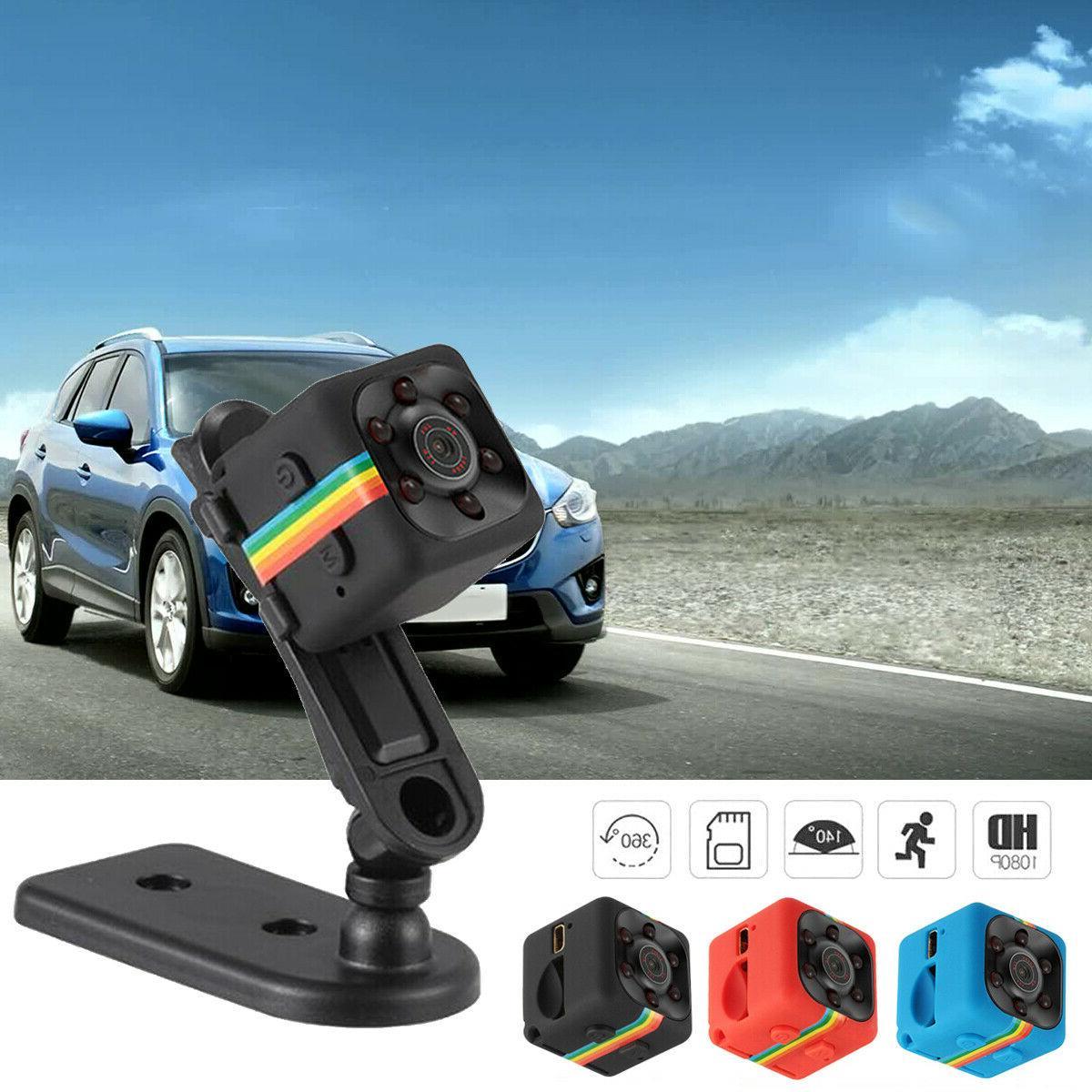 Mini USB Camera Camcorder Night Vision HD 1080P Video Record