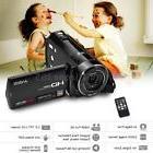 """Full HD 3.0"""" TFT-LCD 1080P 24MP 16X ZOOM Digital Video DV Ca"""