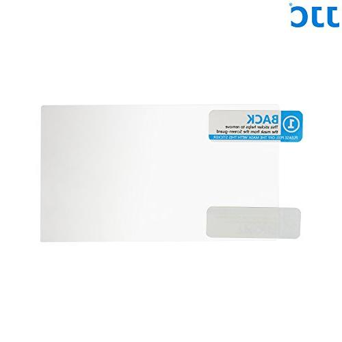 """JW Anti-Fingerprints 3.5""""LCD Protector for 3.5 inch LCD Sony Ultra Cleaning"""