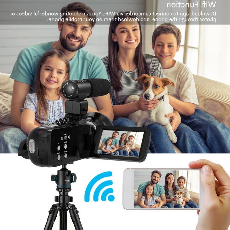 ULTRA HD WiFi Digital Camera