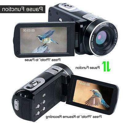 """Ultra HD 1080P 3.0"""" Digital Video DV JRl"""