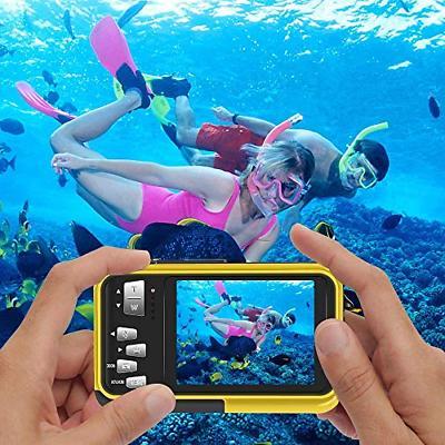 Underwater Camcorder FULL HD Snorkeling 48.0 Waterproof Point