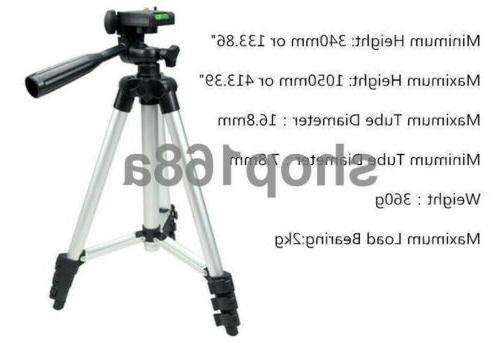 """41"""" Camera Holder Mount iPhone/Samsung Cell"""