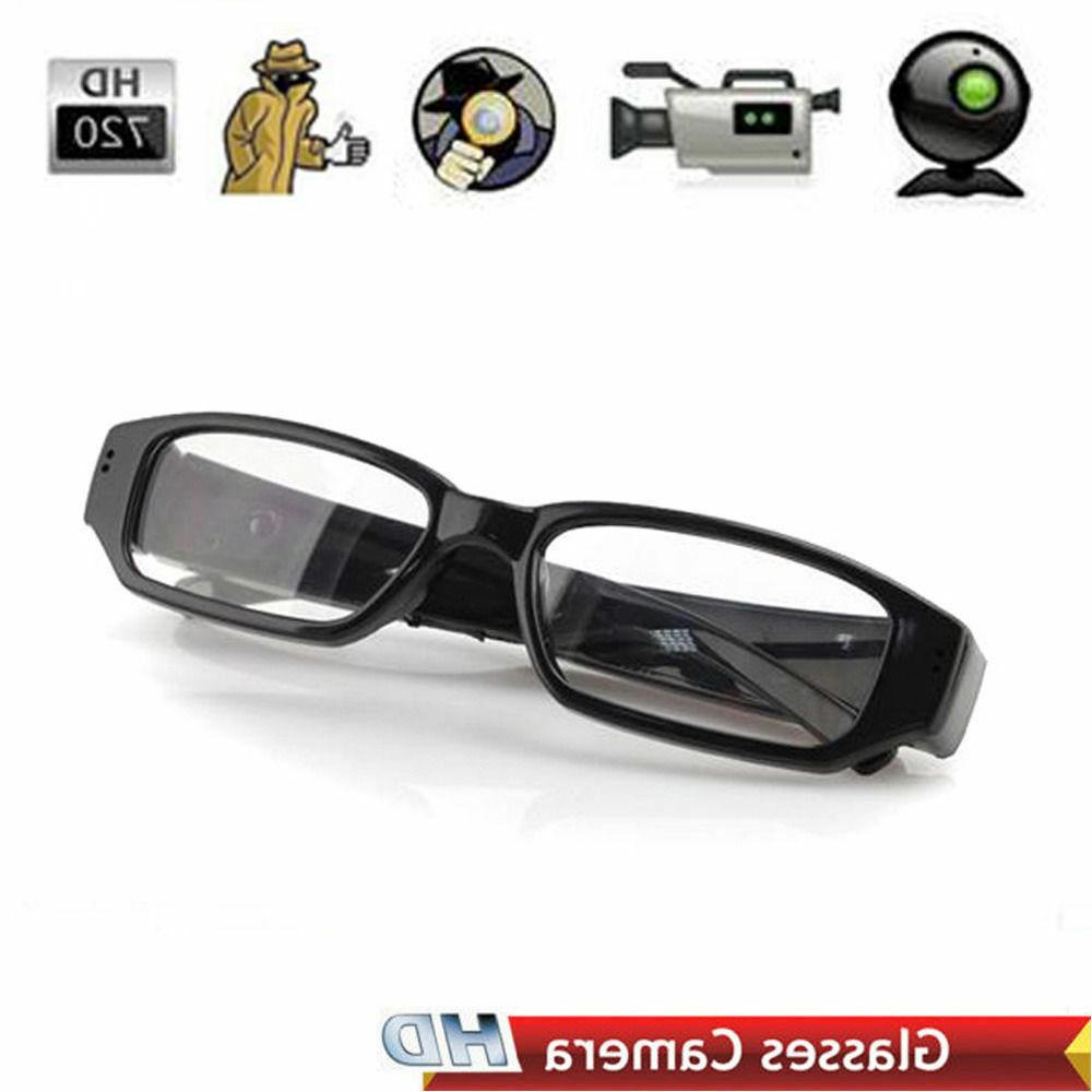 Mini HD 720P Spy Camera Glasses Hidden Eyewear DVR Video Rec