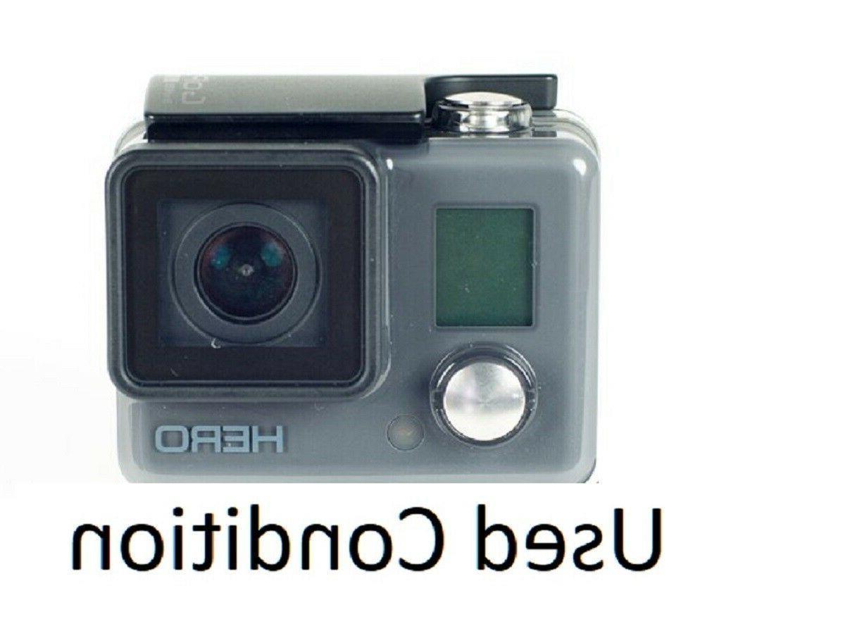 used hero plus lcd waterproof 1080p 8mp