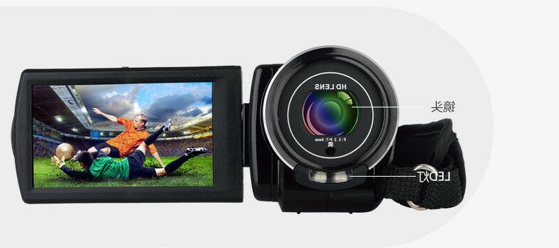 "FULL HD 3""LCD Vision Digital Camera Camcorder"