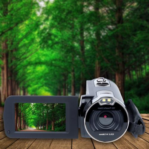 Video Camera Vlogging Camera 1080P MP