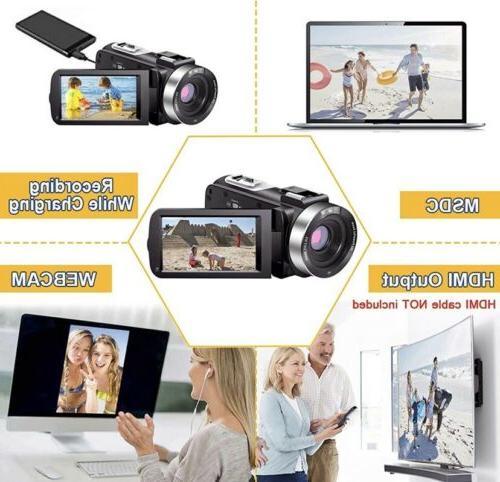 Video HD 1080p 24.0 MP Vision