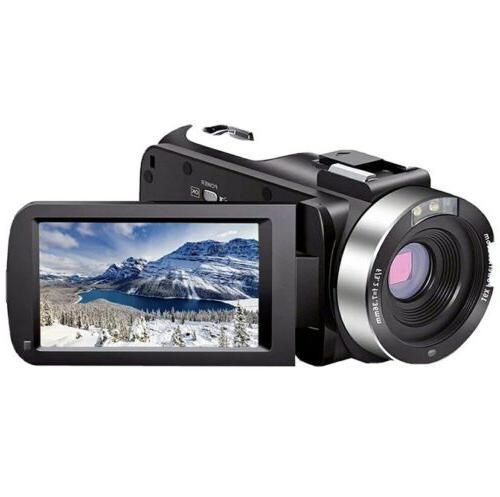 video camera camcorder full hd 1080p 30