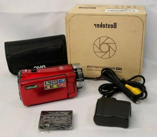 video camera camcorder hdv 108 digital video