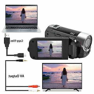 Video Camcorder Camera YouTube Digital Camera