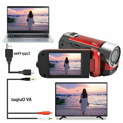 Video Camera Vlogging Camera HD YouTube Digital Camera