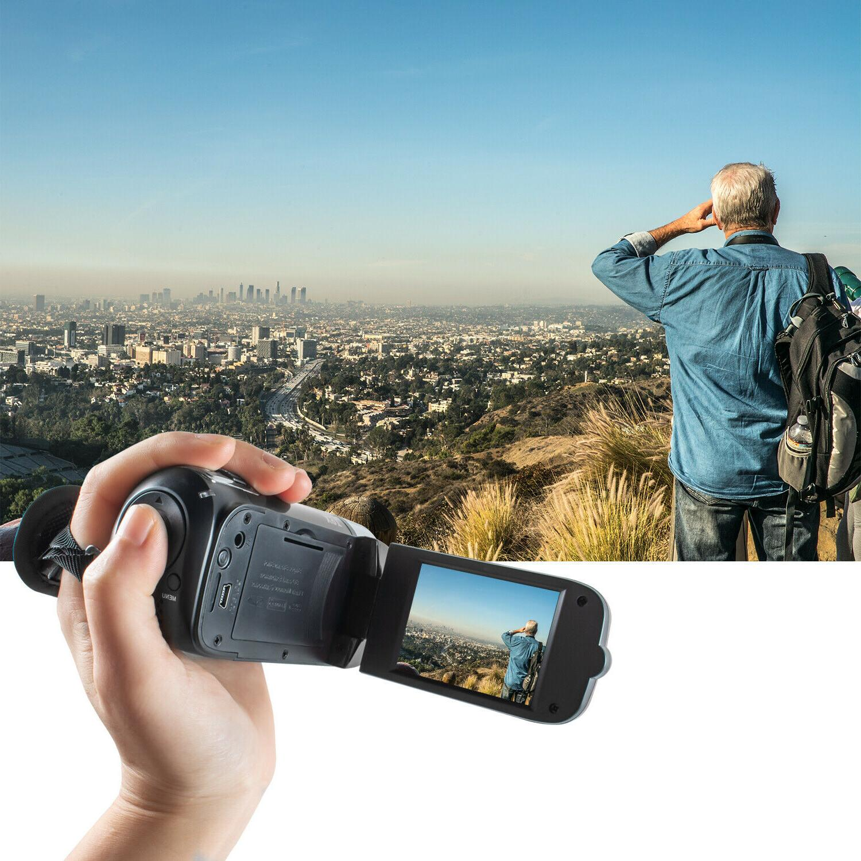 Video Camera Camcorder Vlogging Camera 1080P