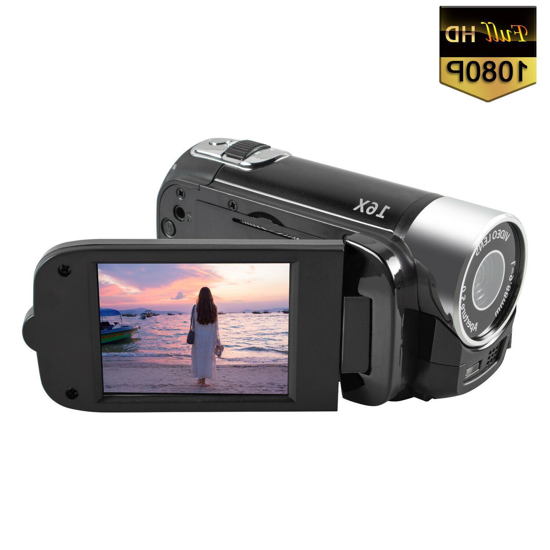 Video Camera Camcorder Camera HD Digital Video