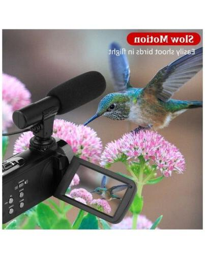 Video Microphone WIFI, Vlogging Camera