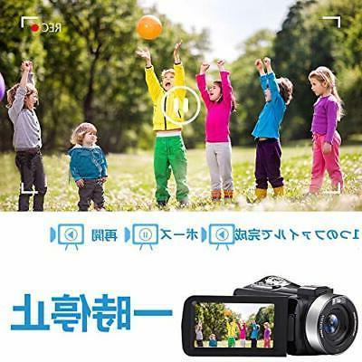 Video digital camera camcorder screen correspondi