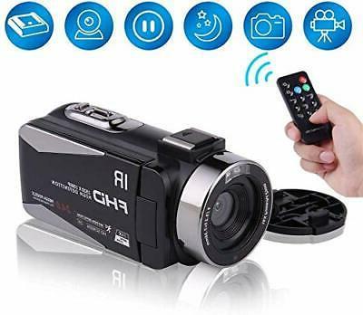 video camera digital camera camcorder 3 inches