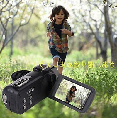 Video camera FHD 2.7K 30MP digital zoom