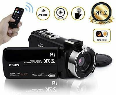 video camera digital video camera fhd 2