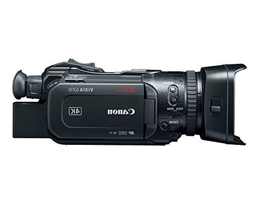 """Canon GX10 4K Camcorder 1"""" CMOS Sensor Dual-Pixel CMOS"""