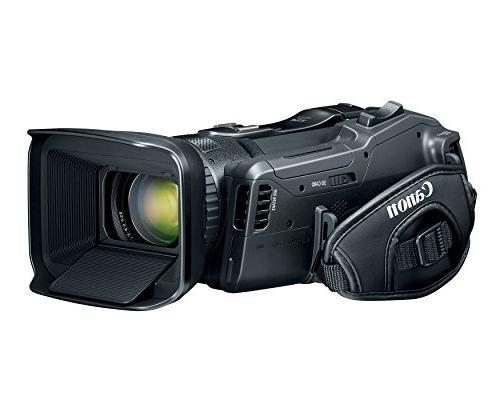 Canon VIXIA 4K Camcorder with CMOS Sensor