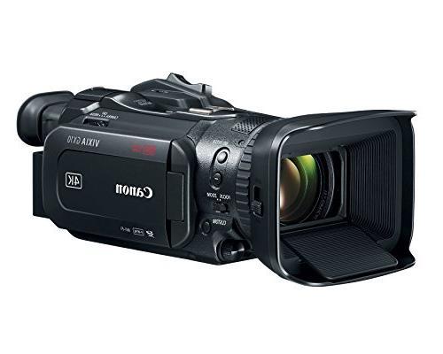 Canon VIXIA GX10 UHD 4K Camcorder CMOS
