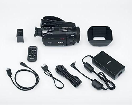 Canon VIXIA GX10 UHD 4K with CMOS CMOS AF