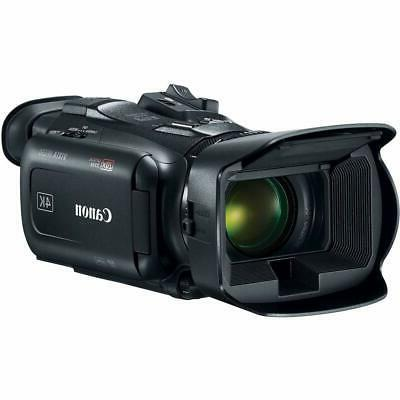 Canon Vixia HF G50 UHD 4K Camcorder w/Memory Card Wallet Dust