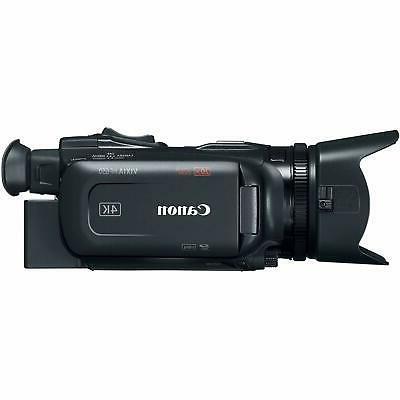 Canon Vixia UHD 4K Camcorder Card Dust