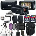 Canon VIXIA HF R 800 HFR 800 Camcorder Black + 128GB - Essen