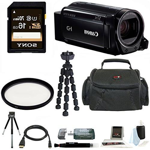 Canon Vixia HF R400 How to: Use Manual Focus - YouTube