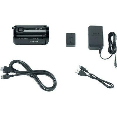Canon VIXIA HF R800 Camcorder 64GB Light AUTHORIZED