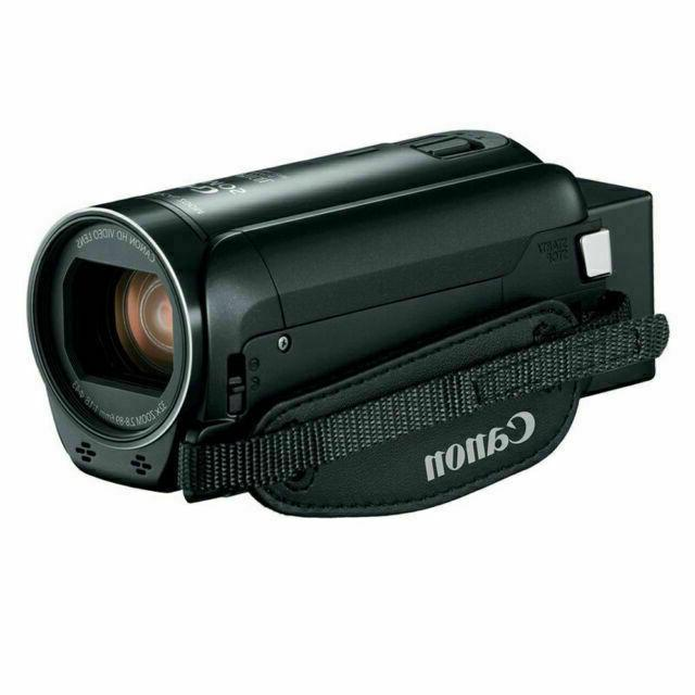vixia hf r800 camcorder black brand new
