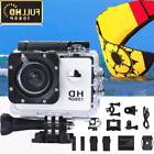 Waterproof SJ4000 HD 1080P Camcorder Helmet Sports Action DV