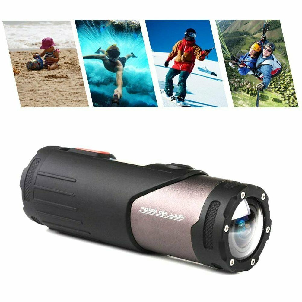 SEREE Waterproof Camera FHD HDV