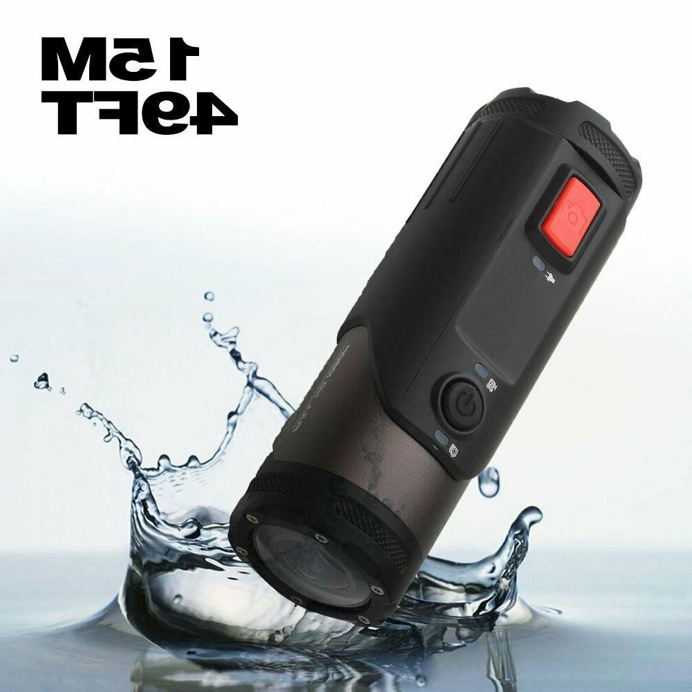 waterproof sports action camera hdv 20 wifi