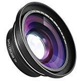 Andoer 30mm 37mm 0.39X Full HD Wide Angle Macro Lens for Ord
