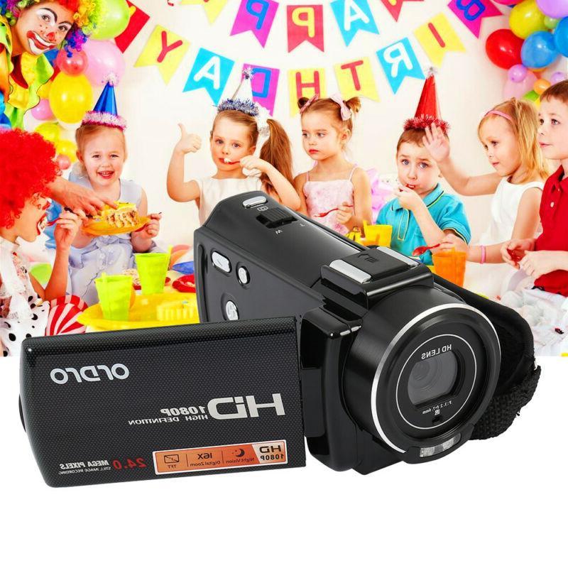 HD Digital Camcorder Recorder