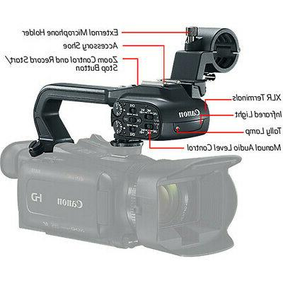 Canon HD Camcorder with HDMI, Output