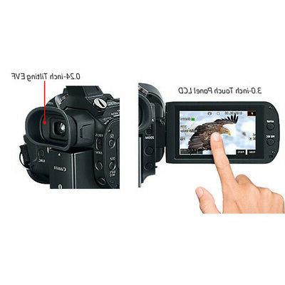 Canon XA15 Compact Full HD Camcorder with