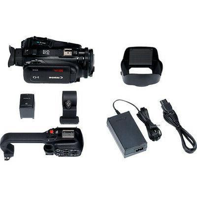 Canon XA15 HD HDMI, Output